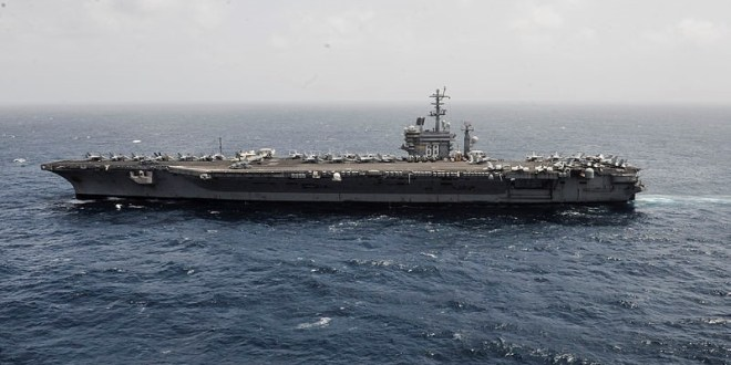 Air Force joins Navy's search for US sailor reported overboard in Arabian Sea | Stars & Stripes