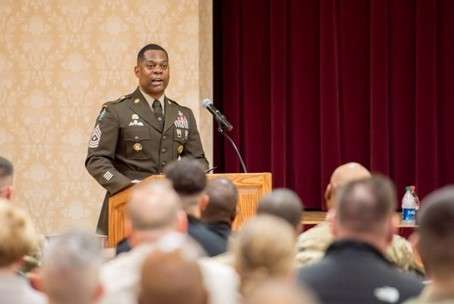 From Princeville to the Pentagon; SGM reflects on prosperous career | DVIDS