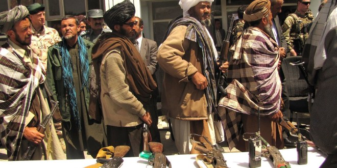 Warring Afghans meet to find peace after decades of war | Military Times