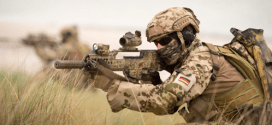 Here is the surprise choice to become Germany's standard assault rifle   The Drive
