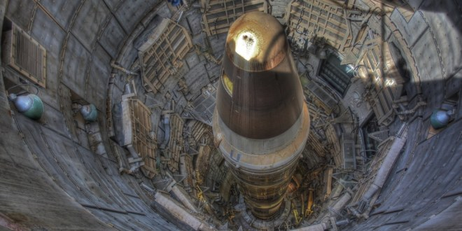 Why the new ICBM contract is a bad deal   Defense News