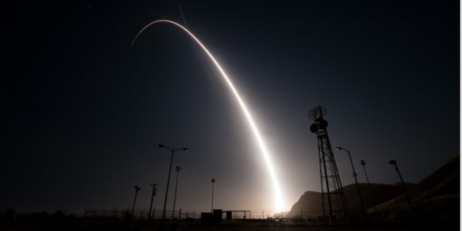 Northrop Grumman wins $13 billion contract to replace US ballistic missiles | Stars & Stripes
