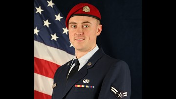 Special tactics airman drowned after 'buddy pair' system not followed in 2,000-yard swim   Air Force Times