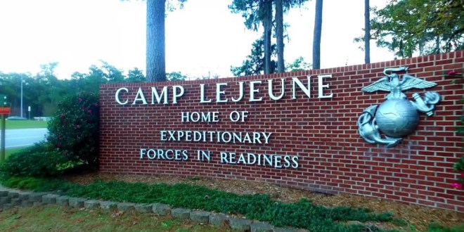 Lawsuit claims military families endured mold, roaches in Camp Lejeune housing | Military.com