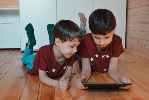 Why not all screen time is the same for children | BBC Future