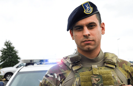 To serve and protect: From Greek soldier to U.S. Airman | Barksdale Air Force Base