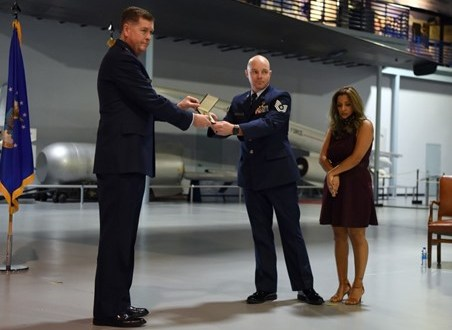 Airman who helped more than 30 people survive Las Vegas shooting finally recognized for his heroism | Task & Purpose