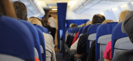 Low risk of COVID-19 infections on airplanes, early military study suggests | Connecting Vets Radio