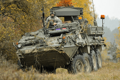 The Army is officially adding missile-hauling Strykers to its arsenal | Task & Purpose