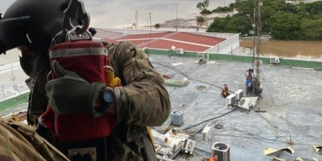 Army efforts save lives following historic hurricane | US Army