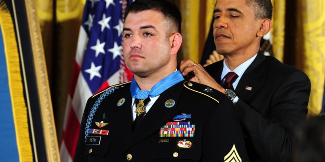 Medal of Honor recipient stays connected to Army by helping others | US Army