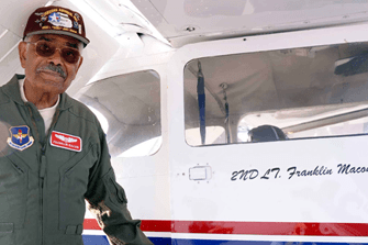 Former Tuskegee Airman Frank Macon dies at 97 | Air Force Times