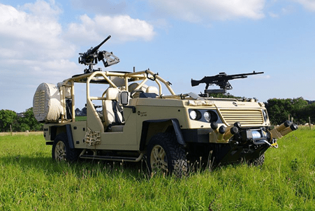 The Army is hunting for a new all-electric light recon vehicle | Task & Purpose