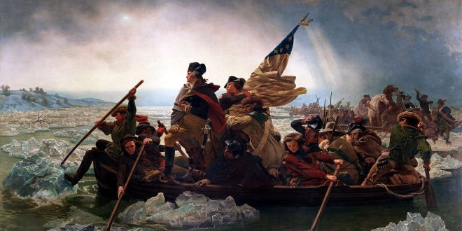 What today's generals could learn from George Washington's evolution | Defense One