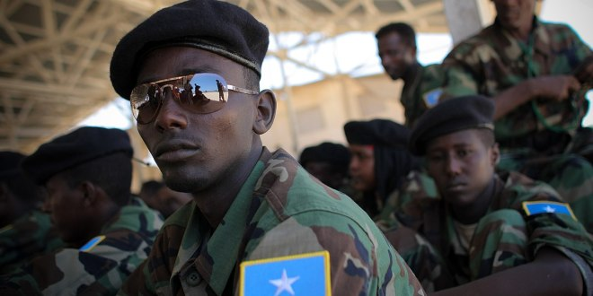 Somali army kills 11 militants in southern region | XINHUANET
