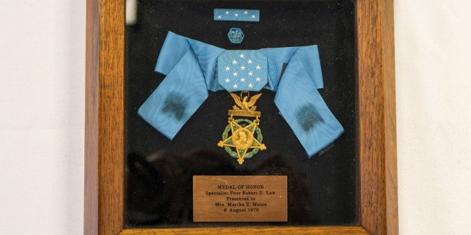 Proposed bill would create path to repatriate Medals of Honor sold overseas | Stars & Stripes