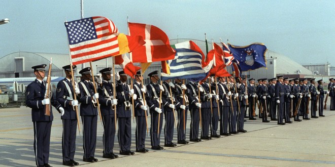 NATO needs a strategy for emerging and disruptive technologies | Defense News