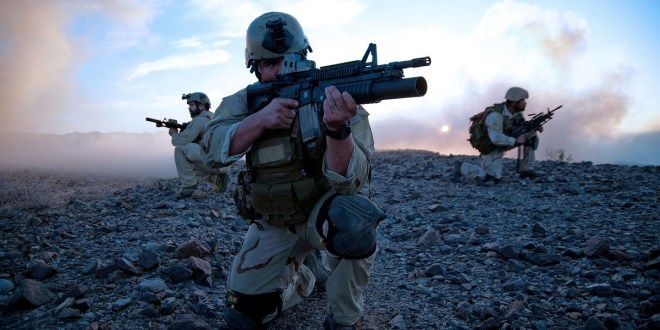 Why is Saudi Arabia recruiting former Navy SEAL contractors?   We are the Mighty
