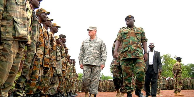 US troops leaving Somalia for elsewhere in East Africa, AFRICOM chief says | Task & Purpose