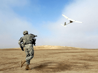 The Marine Corps is on the hunt for a kamikaze drone swarm to back up grunts on the battlefield | Task & Purpose