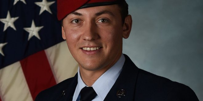 'Raw bravery': Barrett awards special tactics airman the Air Force Cross for valor in firefight | Air Force Times