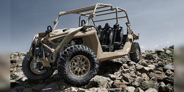 New Special Operations light attack vehicle will fire lasers | Fox News