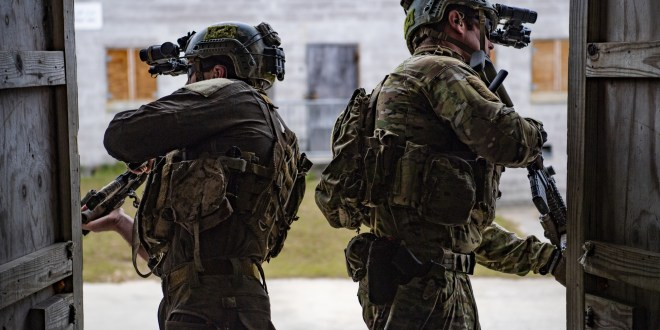 Great power war: How U.S. special operations forces see the future   National Interest