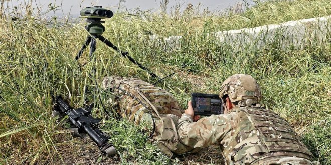 Elbit UK to make new target-marking kits for British foot soldiers | Defense News