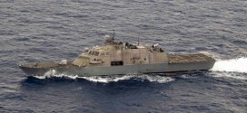 US Navy halts deliveries of Freedom-class littoral combat ship | Defense News