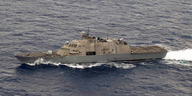US Navy halts deliveries of Freedom-class littoral combat ship   Defense News