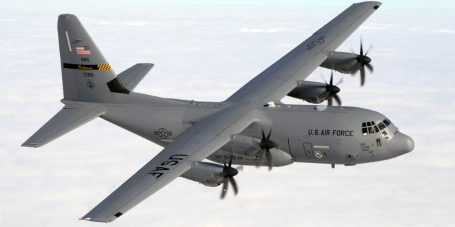 Sierra Nevada moves to low-rate initial production on secure networking system for Special Forces planes   Military Aerospace Electronics