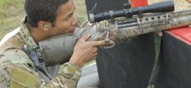 Black soldier made history as first African-American sniper to deploy with 3rd Ranger Battalion | Fox News