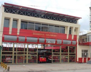 En Sogamoso hacen falta bomberos para atender emergencias