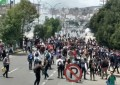 Protestas en la UPTC por nuevo sistema de cobro de matrículas