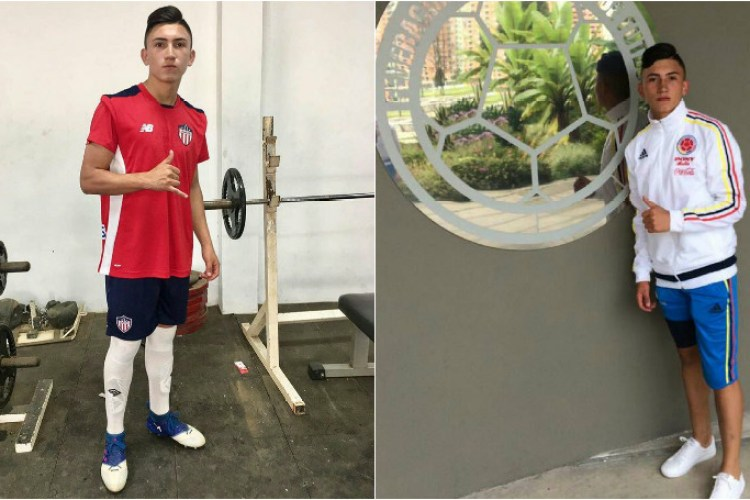 futbolista sogamoseño sub-17