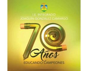 La institución educativa Integrado de Sogamoso cumple 70 años