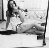 Fernandinha tatuada deliciosa de sampa caiu na net download