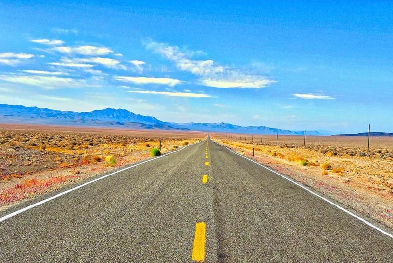 strada per trasporto internazionale merci