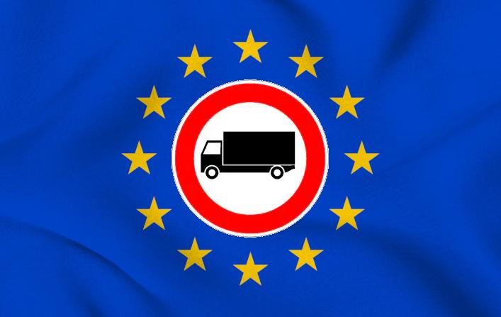 Divieti di circolazione in Unione Europea