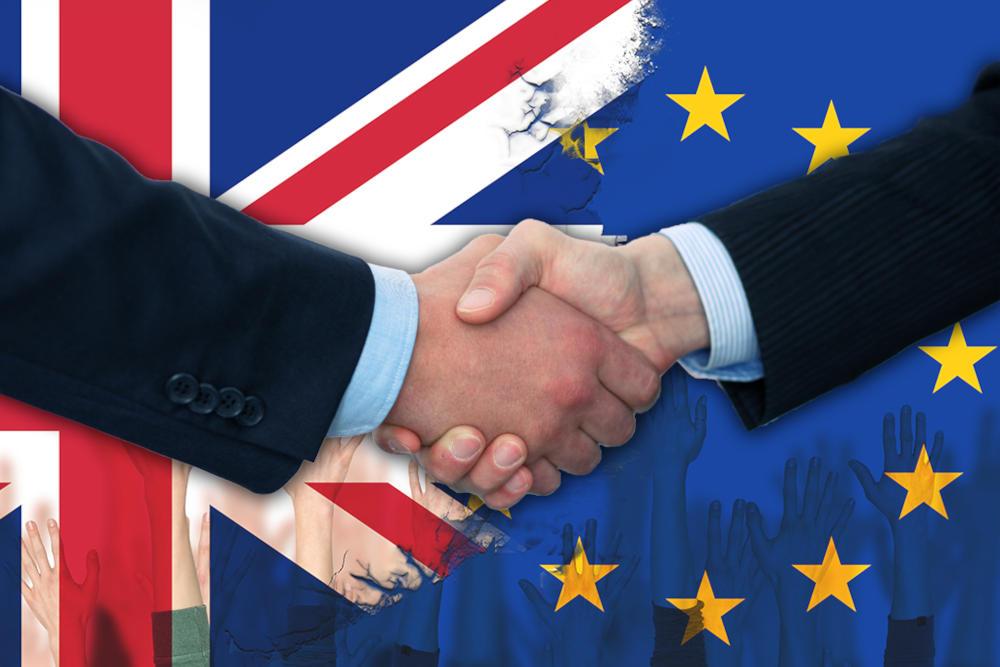 Il processo iniziato con il referendum del 2016, quando il Regno Unito votò per uscire dall'Unione europea, si conclude con un accordo di oltre 1200 pagine che sancisce i termini della nuova relazione
