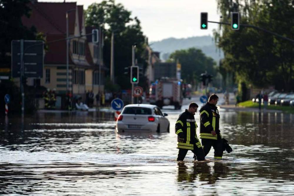Alluvione in Germania, Belgio e Olanda: per i trasporti terrestri la situazione resta critica, con pesanti ricadute su tutta la rete ferroviaria