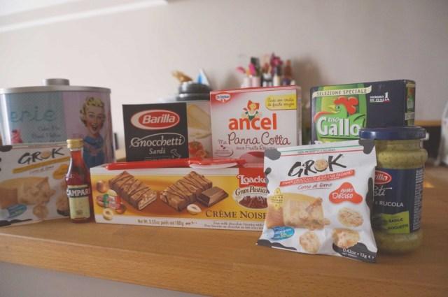 eat your box voyage en italie