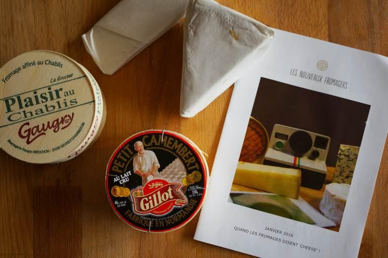 les nouveaux fromagers