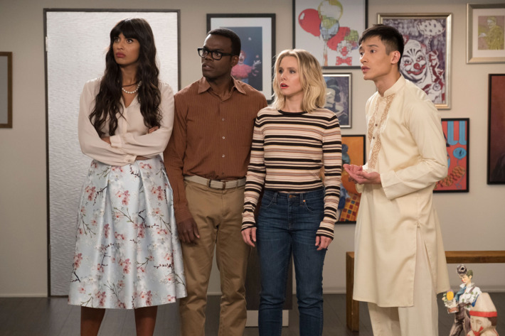 the good place netflix