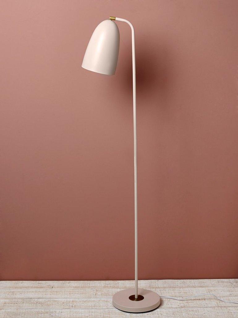 lampe liseuse en métal
