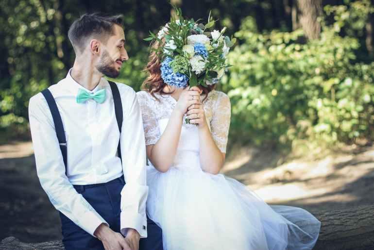 tenue de mariage petit prix