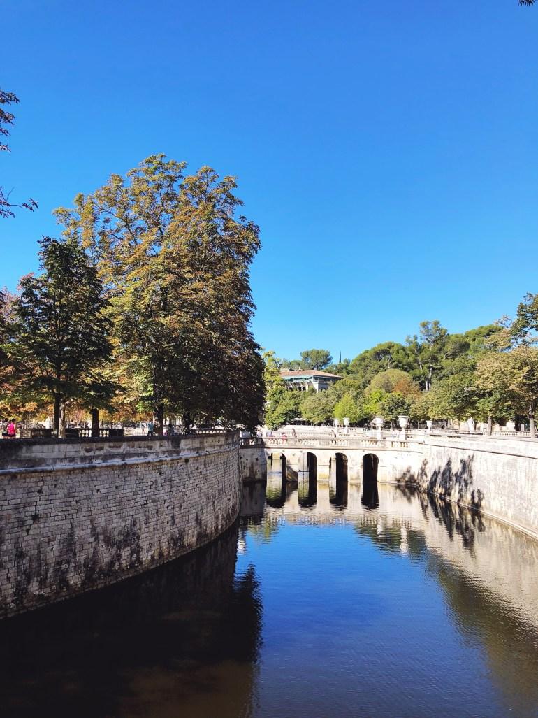 jardins de la fontaine nimes