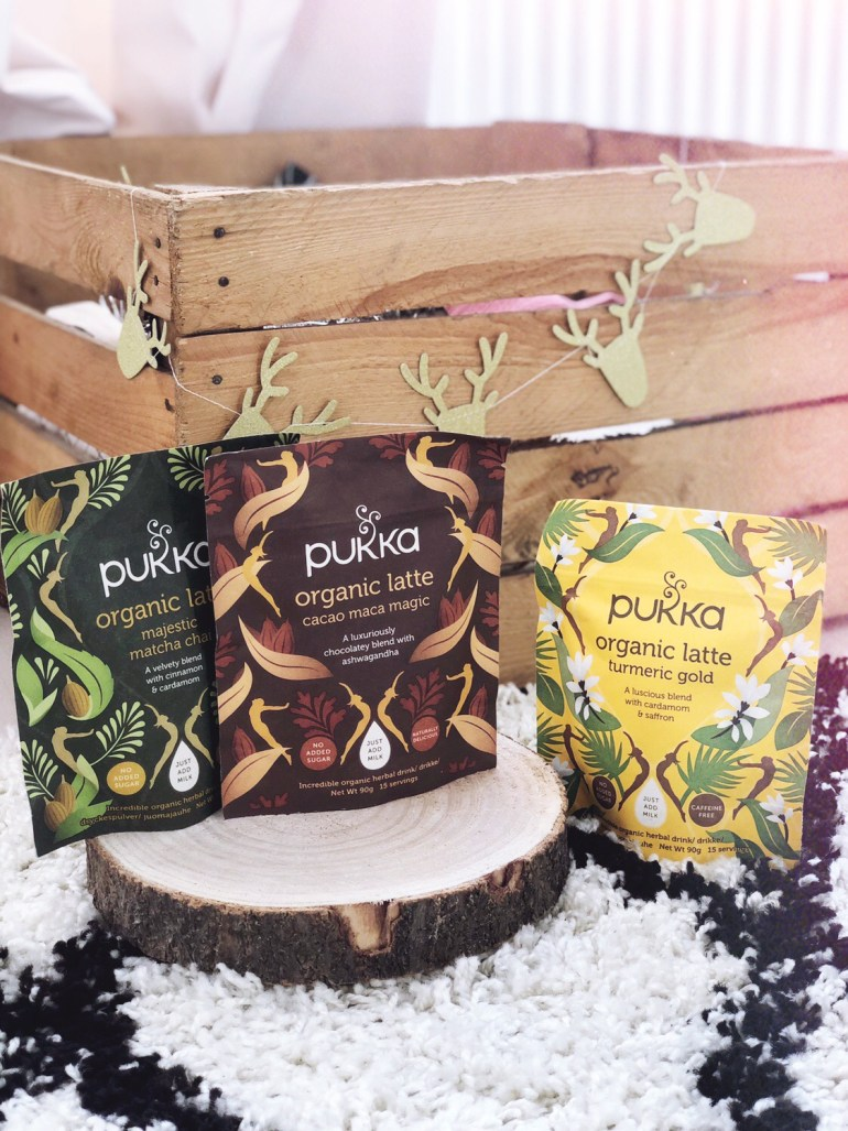 organic latte pukka herbs