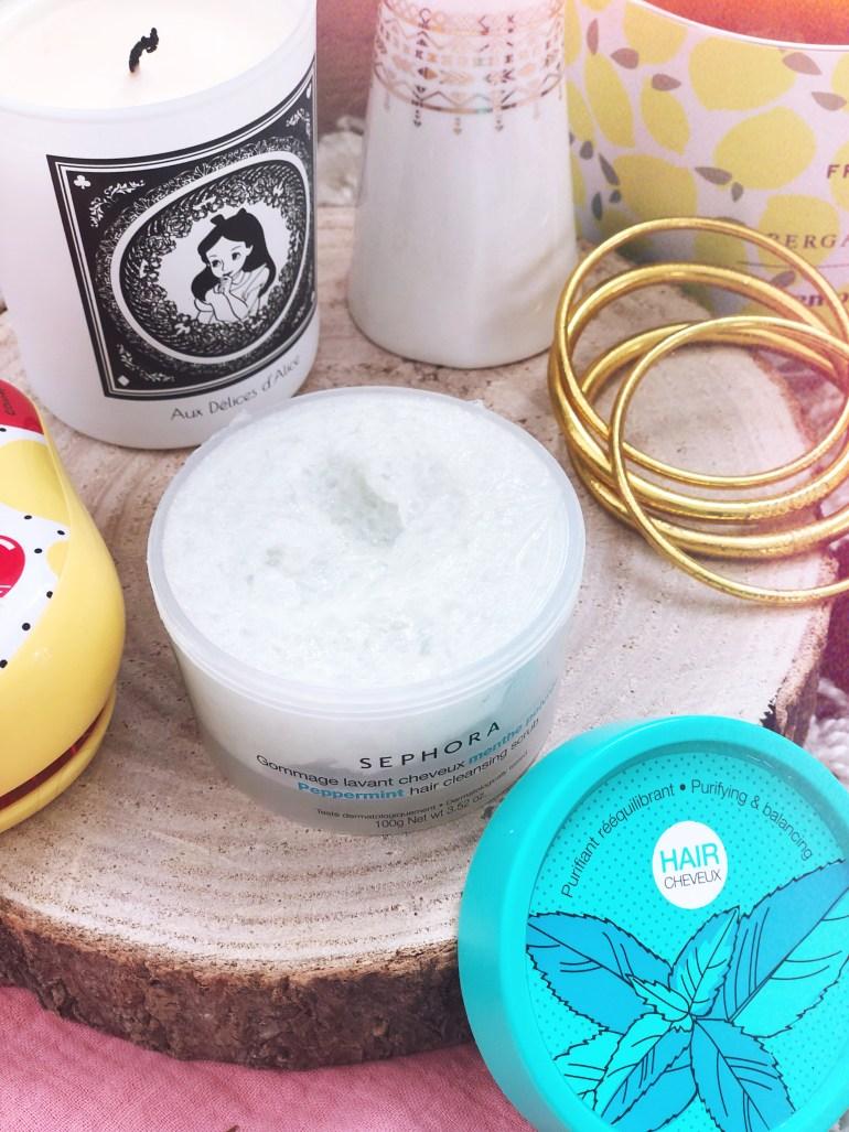 gommage lavant cheveux sephora
