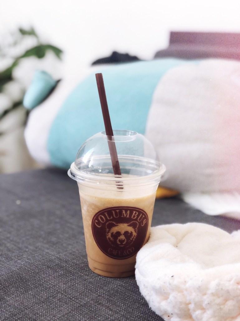 chai latte frappé columbus